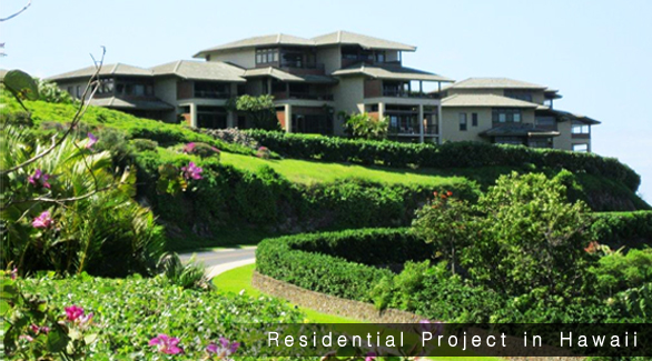 Residential Project in Hawaii